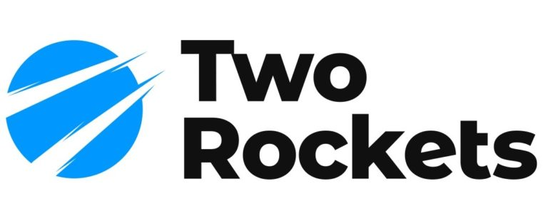two rockets logo